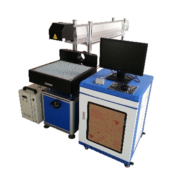 Carbon dioxide marking machine