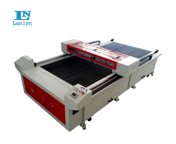 1300x2500mm Flatbed CO2 Metals & Non- Metal Cutter