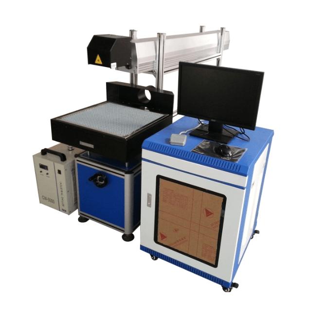 Carbon dioxide marking machine